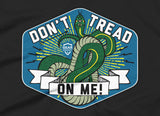 The Snake Dont Tread On Me - Tee - Gear Assist