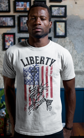 American Liberty - US Flag Shirt