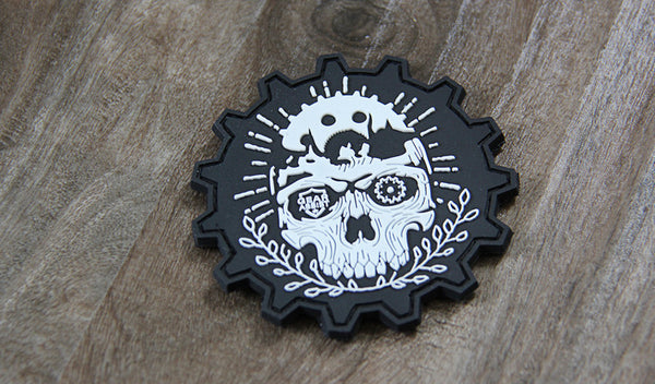 Tactical Gearhead - High Quality PVC Morale Patch - Gear Assist