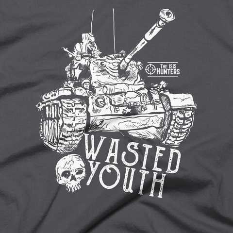 Wasted Youth | Army Tank - Gear Assist