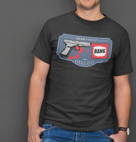 Bang Gun | Gear Assist Patriotic Tee