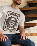 Tactical Gear Head - Grey Closeout Tee - Gear Assist