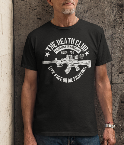 The Death Club | Since 1776 Tee - Gear Assist