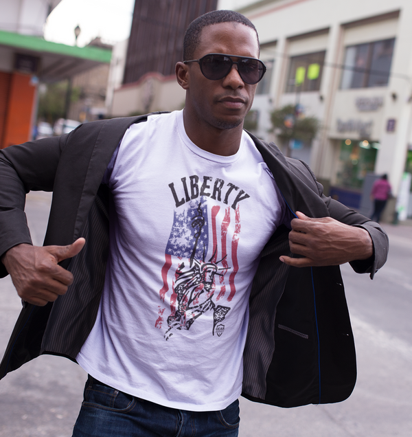 American Liberty - US Flag Shirt - Gear Assist