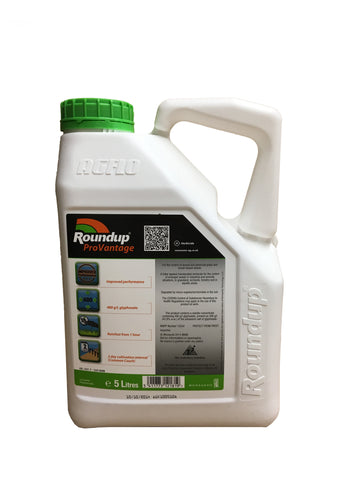 Roundup Pro Vantage 480 - Charlton Environmental Ltd