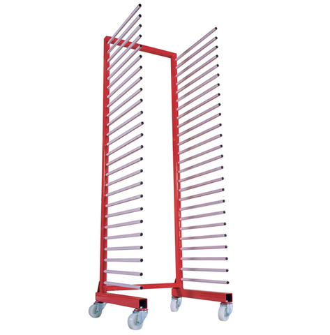 Standard 25 Bar Drying Rack