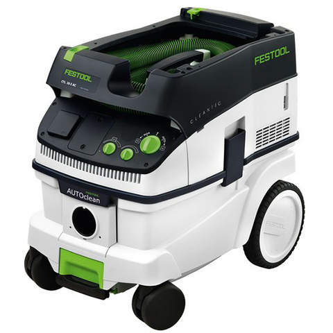 FESTOOL CLEANTEC CTL 26 E AC Mobile Dust Extractor - KHR Company Ltd