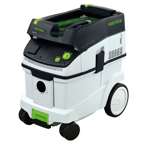 FESTOOL CLEANTEC CTL 36 Mobile Dust Extractor - KHR Company Ltd