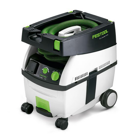 FESTOOL CLEANTEC CTL MIDI Mobile Dust Extractor - KHR Company Ltd