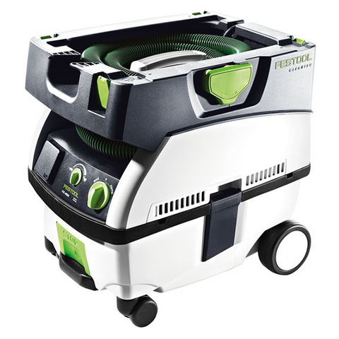 FESTOOL CLEANTEC CTL MINI Mobile Dust Extractor - KHR Company Ltd