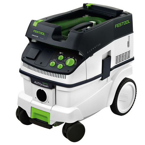 FESTOOL CLEANTEC CTM 26 AC Mobile Dust Extractor - KHR Company Ltd
