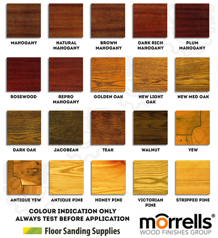 Morrells Classique Stains For Wooden Floors Khr Online