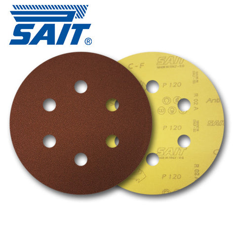 SAIT 150mm 6 Hole Discs - KHR Company Ltd