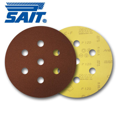 SAIT 90mm 7 Hole Alox Discs - KHR Company Ltd