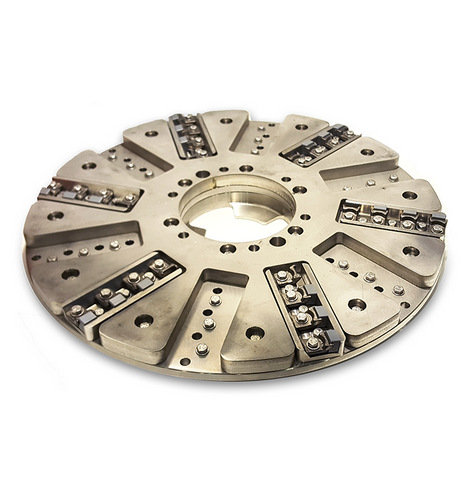 LAGLER SINGLE Milling Disc - KHR Company Ltd