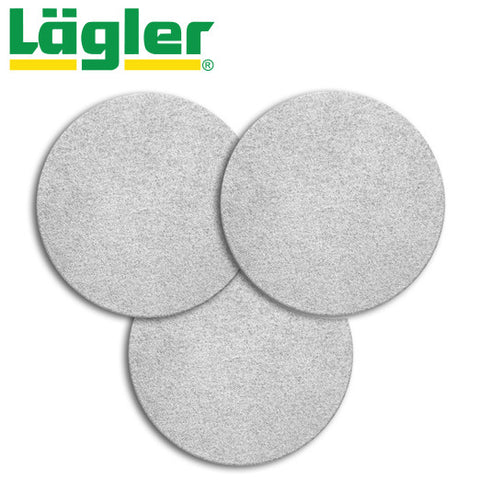 LAGLER 200mm White Pad for Mesh - KHR Company Ltd