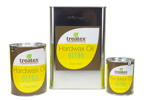 TREATEX Hardwax Oil ULTRA - KHR Company Ltd