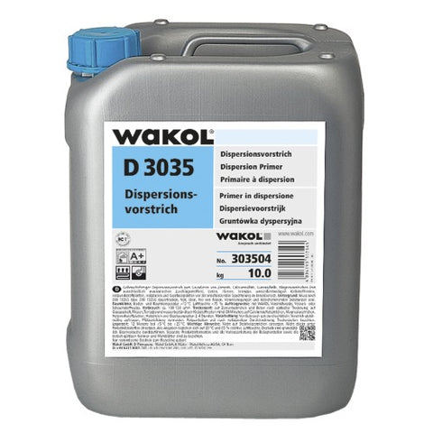 WAKOL WAKOL D3035 DISPERSION PRIMER 10kg - KHR Company Ltd