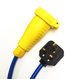 KHR Generic Extension Cable - UK 3-Pin - KHR Company Ltd