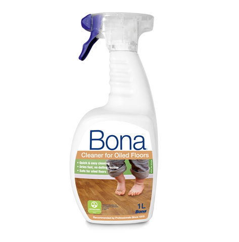 BONA Cleaner for Oiled Floors - KHR Company Ltd