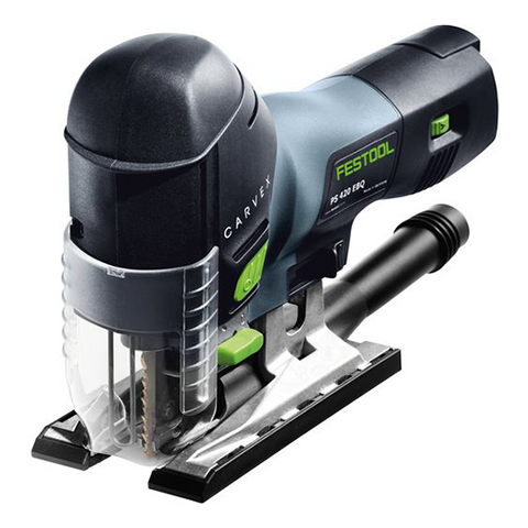 FESTOOL CARVEX PS 420 Pendulum Jigsaw - KHR Company Ltd
