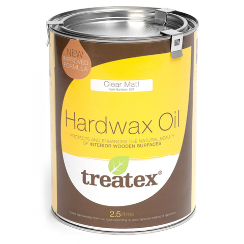 Hardwax Oil Clear