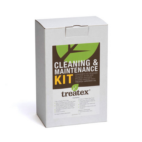 TREATEX Cleaning and Maintenance Kit - KHR Company Ltd