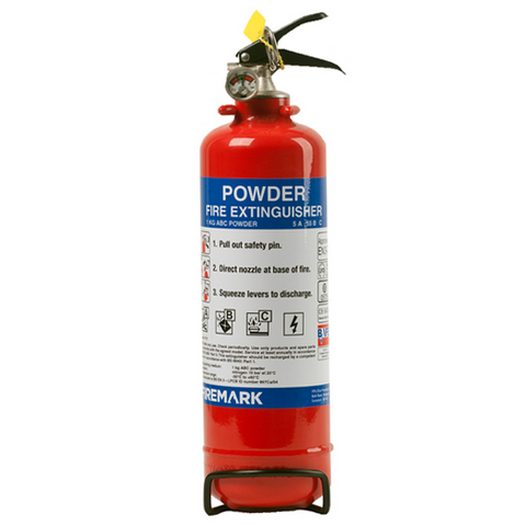 FIREMARK Dry Powder Fire Extinguisher - KHR Company Ltd