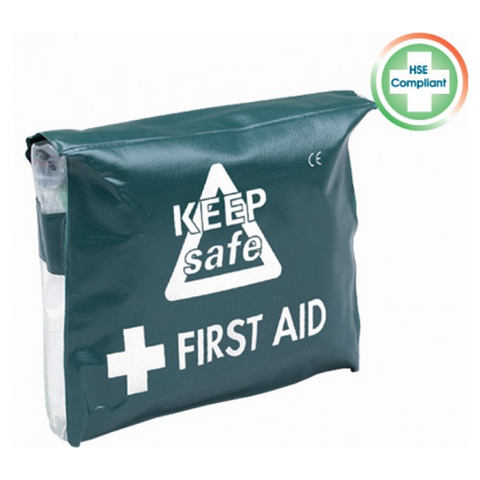 KEEP SAFE Single Person First Aid Kit - KHR Company Ltd