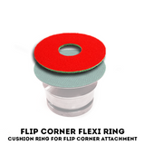 LAGLER FLIP Corner Flexible Velcro Ring - KHR Company Ltd