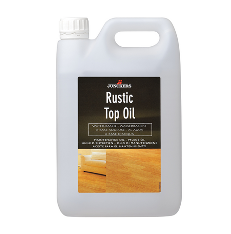 JUNCKERS Rustic Top Oil - KHR Company Ltd