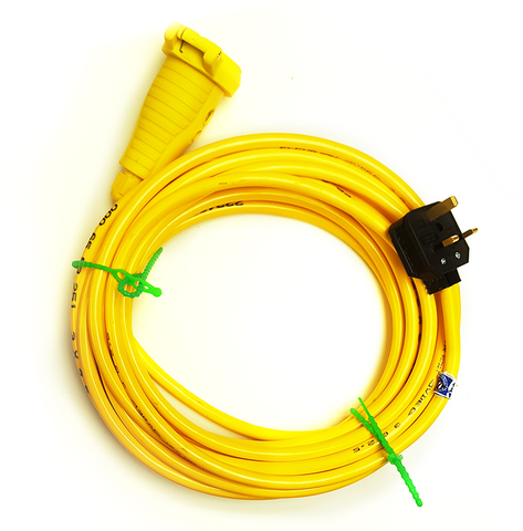 LAGLER Official Extension Cable - UK 3-Pin - KHR Company Ltd