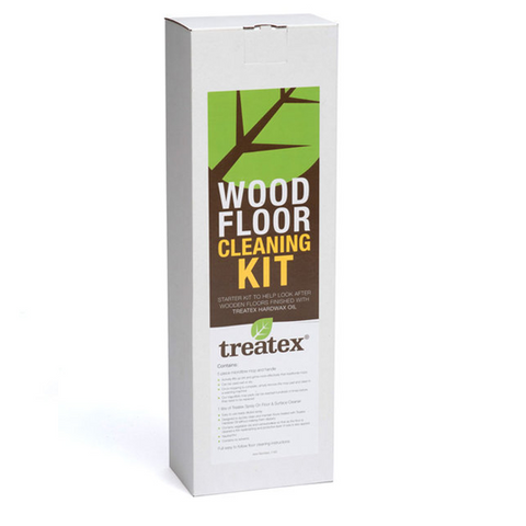 Wood Floor Cleaning Kit