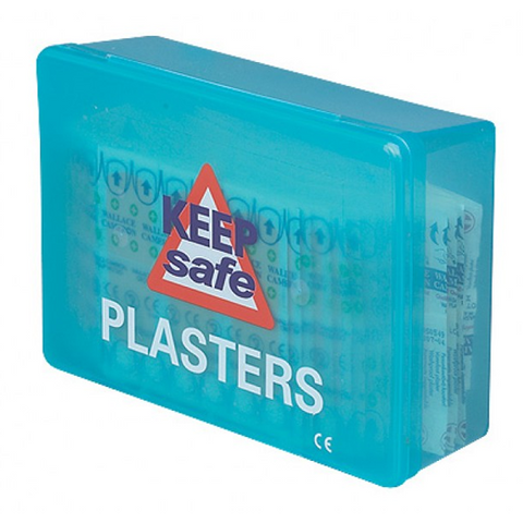 KEEP SAFE Fabric Plasters Assortment - KHR Company Ltd