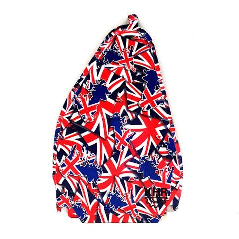 LAGLER Union Jack HUMMEL Side Cover - KHR Company Ltd