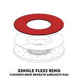 LAGLER SINGLE Flexible Velcro Ring - KHR Company Ltd