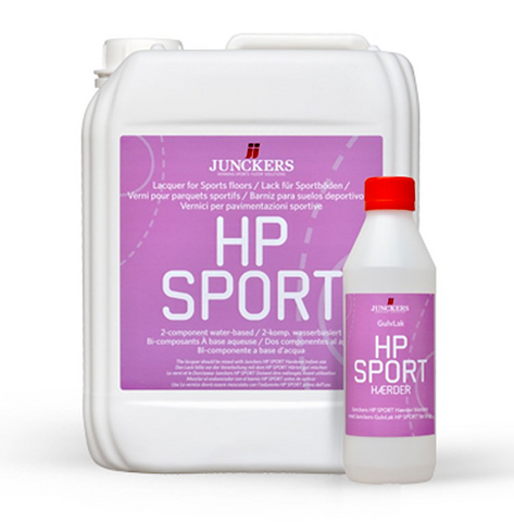 JUNCKERS HP Sport - KHR Company Ltd