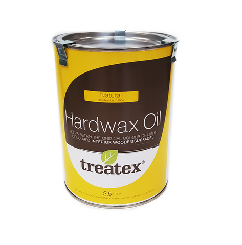 TREATEX Hardwax Oil Natural - KHR Company Ltd