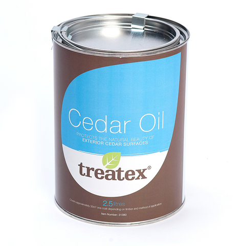 TREATEX Cedar Oil - KHR Company Ltd