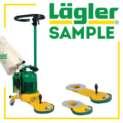 LAGLER UNICO Discs Sample Pack - KHR Company Ltd