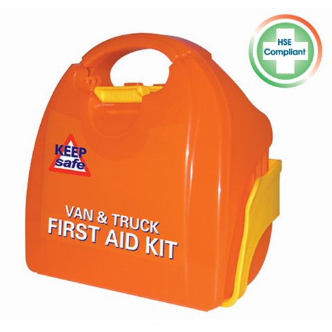 KEEP SAFE Van and Truck First Aid Kit - KHR Company Ltd