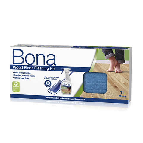 BONA Wood Floor Cleaning Kit - KHR Company Ltd