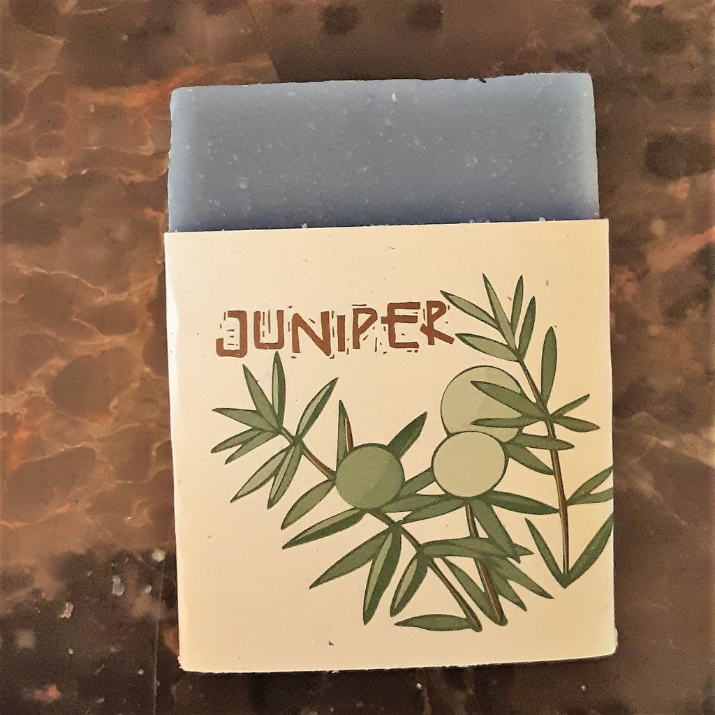 Z   JUNIPER   (4 OZ BAR)
