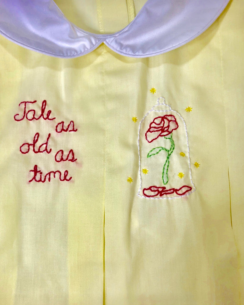 PREORDER Bennett Tale as old as Time Dress