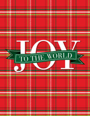"""Joy to the World"" Greeting Card - $1.50 Each (GC45AP2065)"
