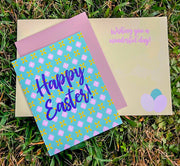 "NEW!  ** ""Happy Easter""  - $1.90 Each (GC45AP5045)"