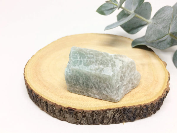 AMAZONITE - Energy Filter - With Love & Light