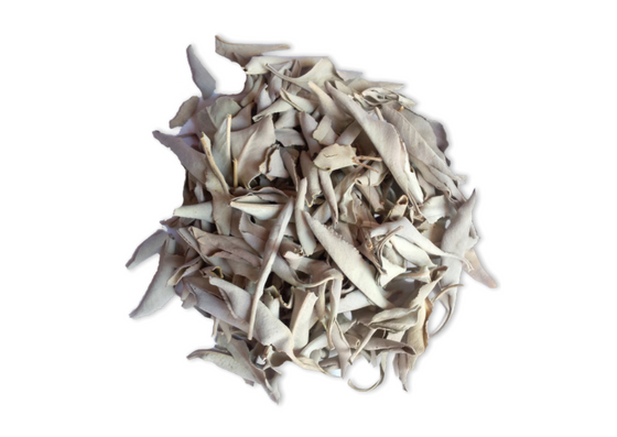BUFFALO WHITE SAGE - Loose Leaf