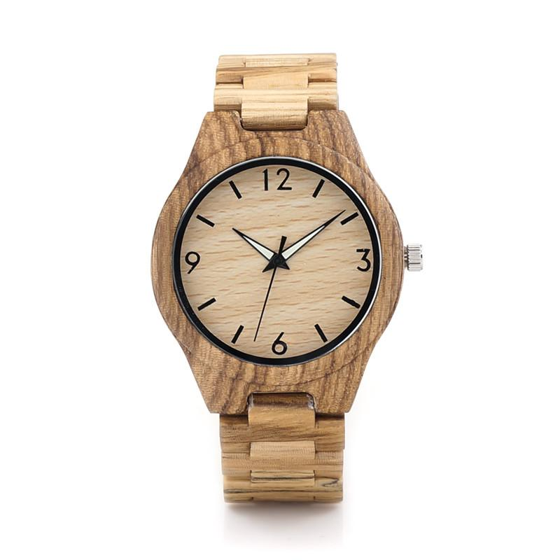Sandalwood Watch - Sandalwood Dial - Timber Watch Co.