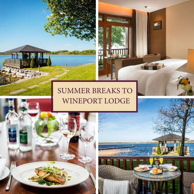 Wineport Lodge Two Night Getaway - 2 Nights & 1 Dinner fr €215 per night